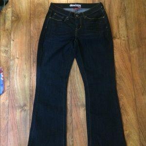 Denizen curvy bootcut jeans